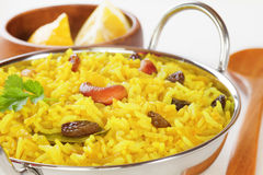 Yellow Rice Stock Photos