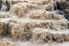 Yellow river of china Royalty Free Stock Image