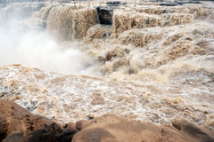 Yellow river of china Royalty Free Stock Photography