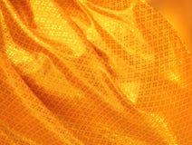 Yellow robe Stock Image