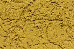Yellow rock background texture. Design ornament Royalty Free Stock Image