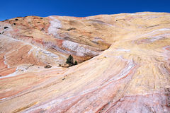 Yellow Rock Royalty Free Stock Image