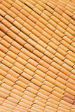 Yellow  roof Royalty Free Stock Images