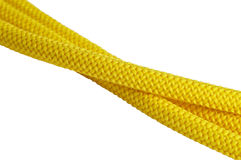 Yellow rope Stock Photos