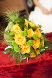 Yellow Rose Στοκ φωτογραφία με δικαίωμα ελεύθερης χρήσης