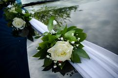 Weddings ditail Royalty Free Stock Photos