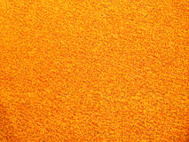 Yellow rust steel surface Stock Images