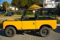 Jeep stock photo