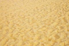 Yellow sand royalty free stock photo