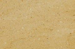 Yellow sand background Stock Image