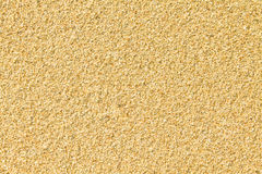 Yellow sand texture Royalty Free Stock Photography