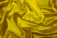 Yellow Satin Stock Photos
