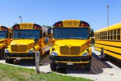 Yellow School Bus royalty free stock photos