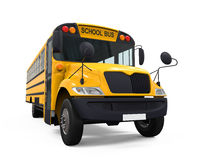 Yellow School Bus Stock Images