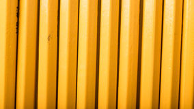 Yellow School Pencil Background Royalty Free Stock Images