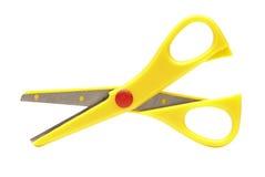 Free Yellow Scissors Stock Photos - 23072813