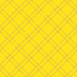 Yellow seamless mesh pattern Stock Photo