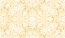 Yellow seamless pattern. Astonishing delicate soap stock illustration