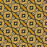 Yellow seamless pattern made from colorful butterfly wing for ba Royalty Free Stock Image