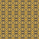 Yellow seamless pattern made from colorful butterfly wing for ba Stock Images