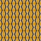 Yellow seamless pattern made from colorful butterfly wing for ba. Ckground texture Royalty Free Stock Photos