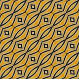 Yellow seamless pattern made from colorful butterfly wing for ba. Ckground texture royalty free illustration
