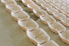 Yellow seat Royalty Free Stock Photos