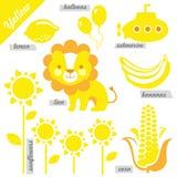 Yellow Royalty Free Stock Photos