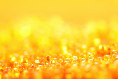 Yellow shine golden background Stock Image