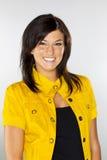 Yellow Shirt Stock Image