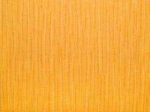Yellow shrunken cartoon texture background Stock Photography