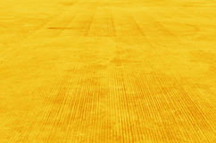 Yellow sidewalk Royalty Free Stock Images