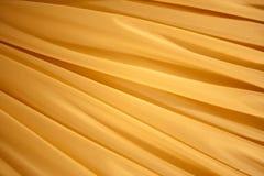 Yellow silk Royalty Free Stock Photography