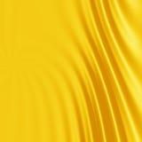 Yellow silk background Royalty Free Stock Photo