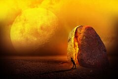 Yellow, Sky, Geological Phenomenon, Morning Royalty Free Stock Photo