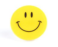 Yellow smile Stock Photos