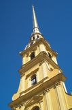 Yellow spire Royalty Free Stock Photo