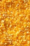 Yellow splintered corn Royalty Free Stock Image