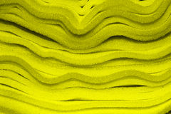 Yellow sponge Stock Photos