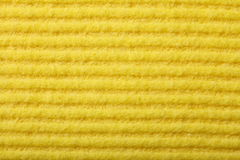 Yellow sponge foam as background texture Royalty Free Stock Image