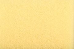 Yellow sponge texture Royalty Free Stock Images