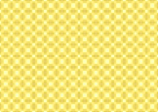 Yellow Squared Texture Stock Photo