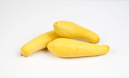 Yellow Squash. Grouping of fresh yellow squash Stock Images