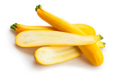 Yellow squash Royalty Free Stock Photography