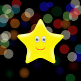 Yellow Star Stock Images