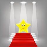 Yellow Star Stock Photos