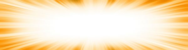 Yellow starburst explosion border frame royalty free illustration
