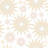 Yellow Stars Background Royalty Free Stock Image