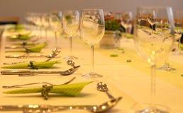 Yellow, Stemware, Wine Glass, Centrepiece Stock Image
