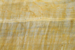 The yellow stone background Royalty Free Stock Photos